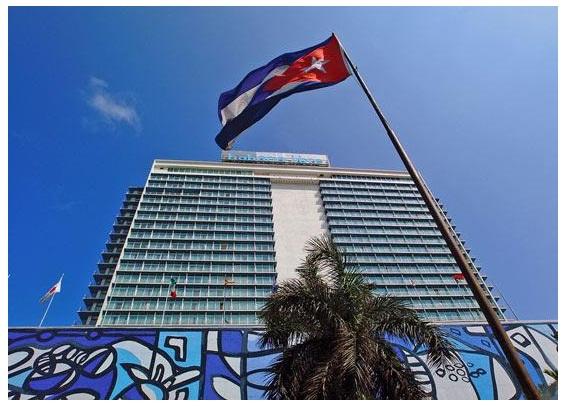 Tryp Habana Libre Hotel