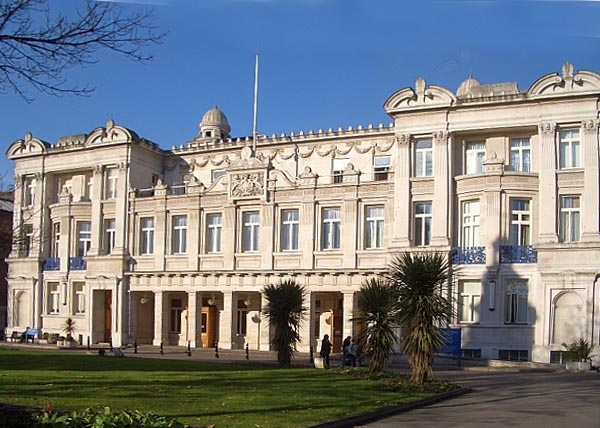 Bancroft Building At Queen Mary University Of London