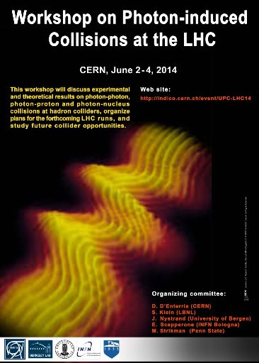 Workshop on photon-induced collisions at the LHC