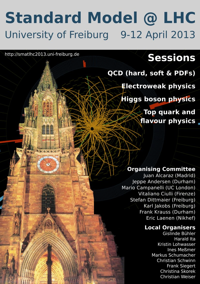 Conference Poster SMatLHC 2013
