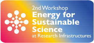 2nd Workshop on Energy for Sustainable Science at Research Infrastructures