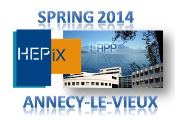 HEPiX Spring 2014 Workshop