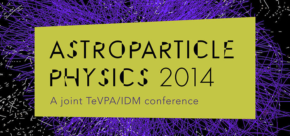Astroparticle Physics - A Joint TeVPA/ IDM Conference
