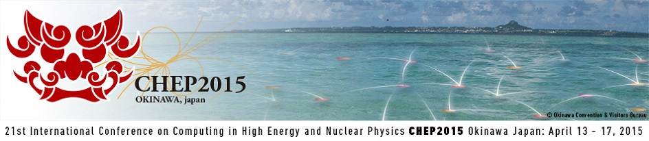21st International Conference on Computing in High Energy and Nuclear Physics (CHEP2015)