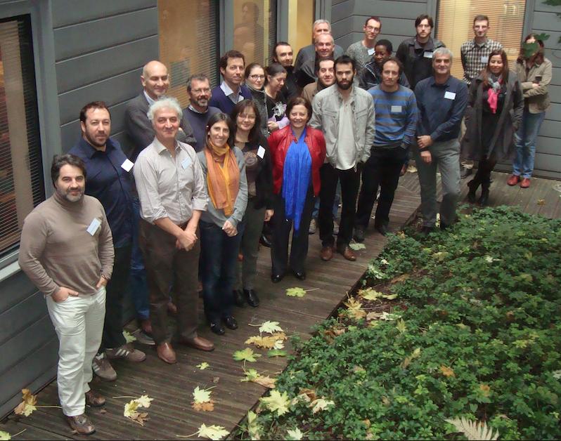 PREDONx 2014 workshop photo, November 5, 2014