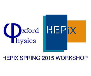 HEPiX Spring 2015 Workshop