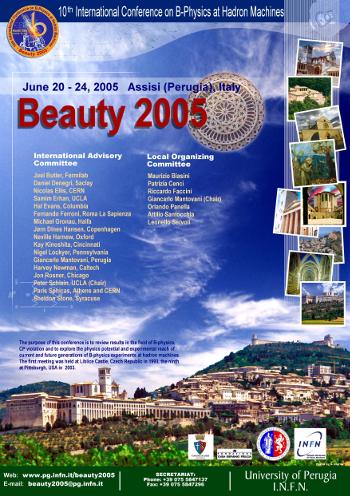 Beauty 2005 - Perugia