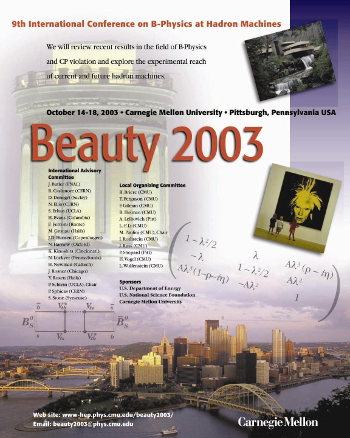 Beauty 2003 - Pittsburgh