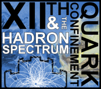 Xiith Quark Confinement And The Hadron Spectrum 28 August 2016 4 September 2016 Home Indico