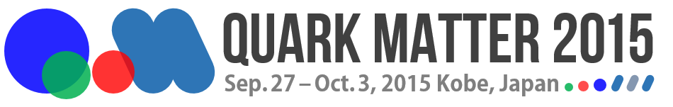 Quark Matter 2015 - XXV International Conference on Ultrarelativistic Nucleus-Nucleus Collisions