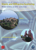 EDS Blois 2015: The 16th conference on Elastic and Diffractive scattering