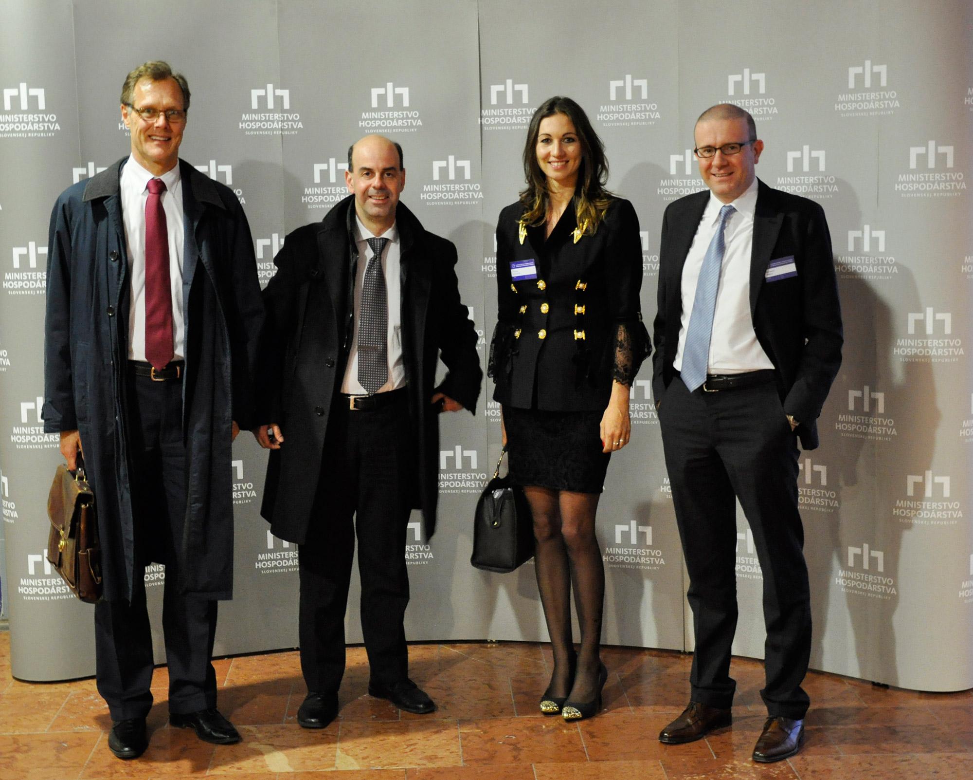 Delegation from CERN