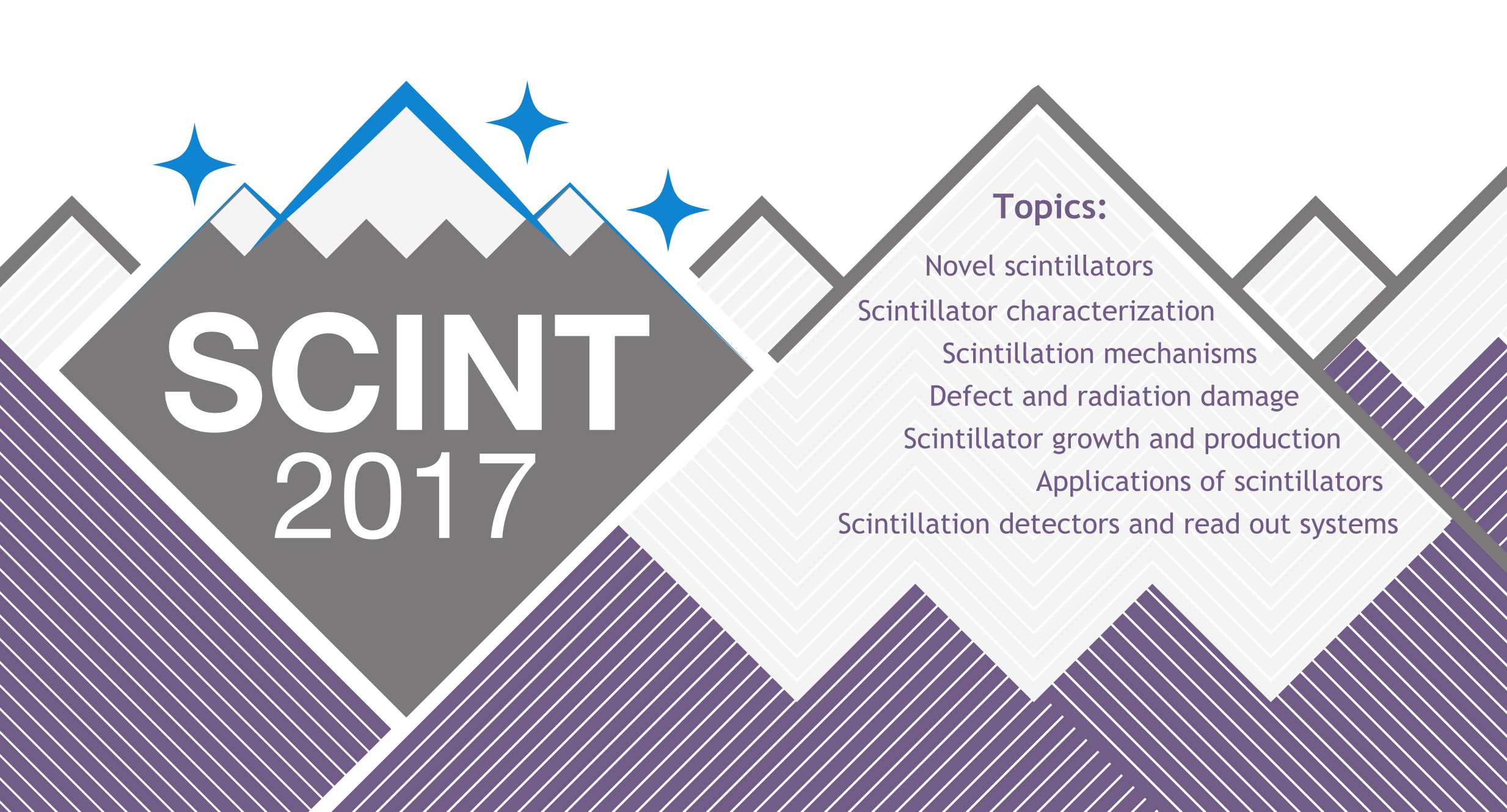 SCINT 2017 14th Int Conference on Scintillating Materials and