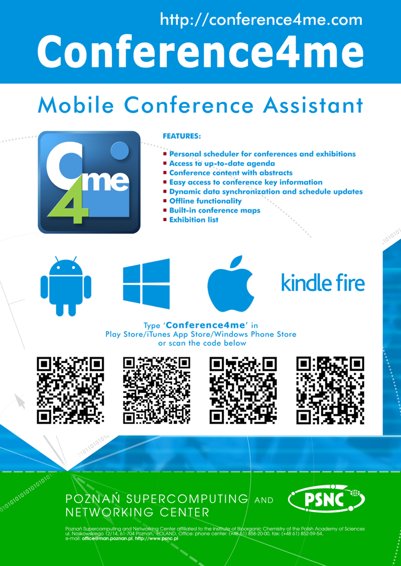 Conference4me App