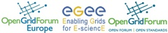 4th EGEE User Forum/OGF 25 and OGF Europe's 2nd International Event