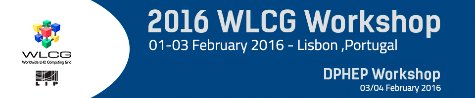 2016 WLCG Collaboration Workshop