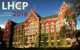 Fourth Annual  Large Hadron Collider Physics Conference 2016