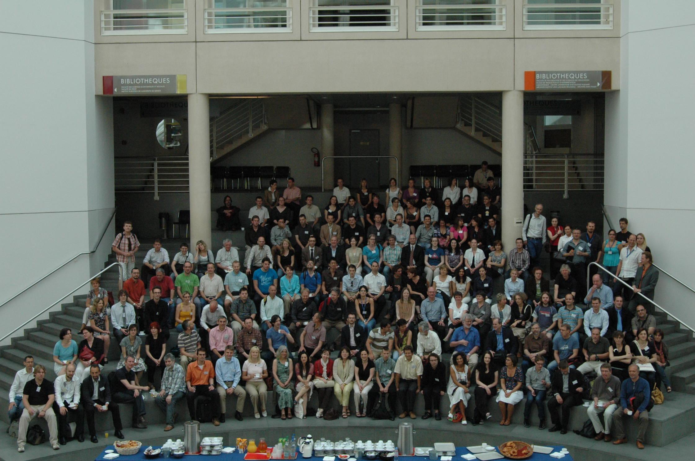OAI6 Group photo