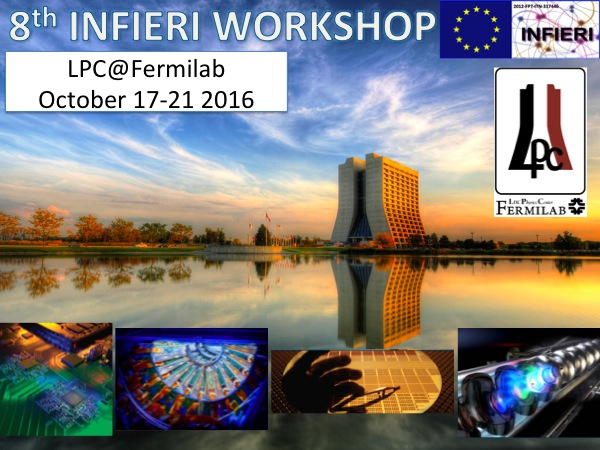 8th INFIERI Workshop: INFIERI goes to USA