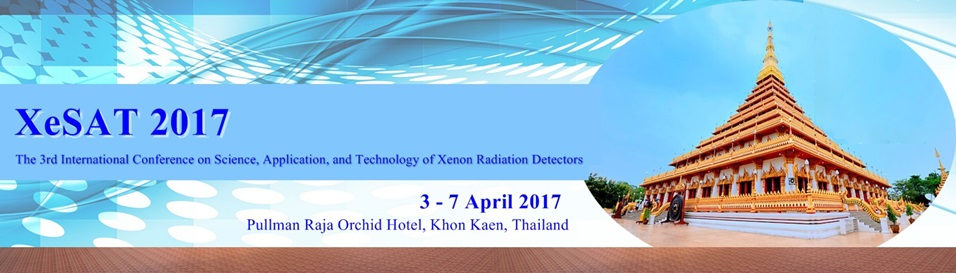 XeSAT 2017 - The International Conference on Science, Application, and Technology of Xenon Radiation Detectors