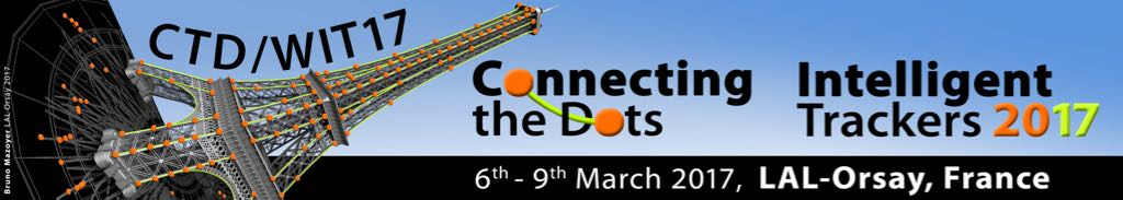 Connecting The Dots / Intelligent Trackers 2017