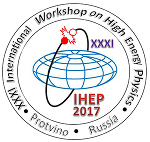 "XXXI International workshop on high energy physics ""Critical points in the modern particle physics"""