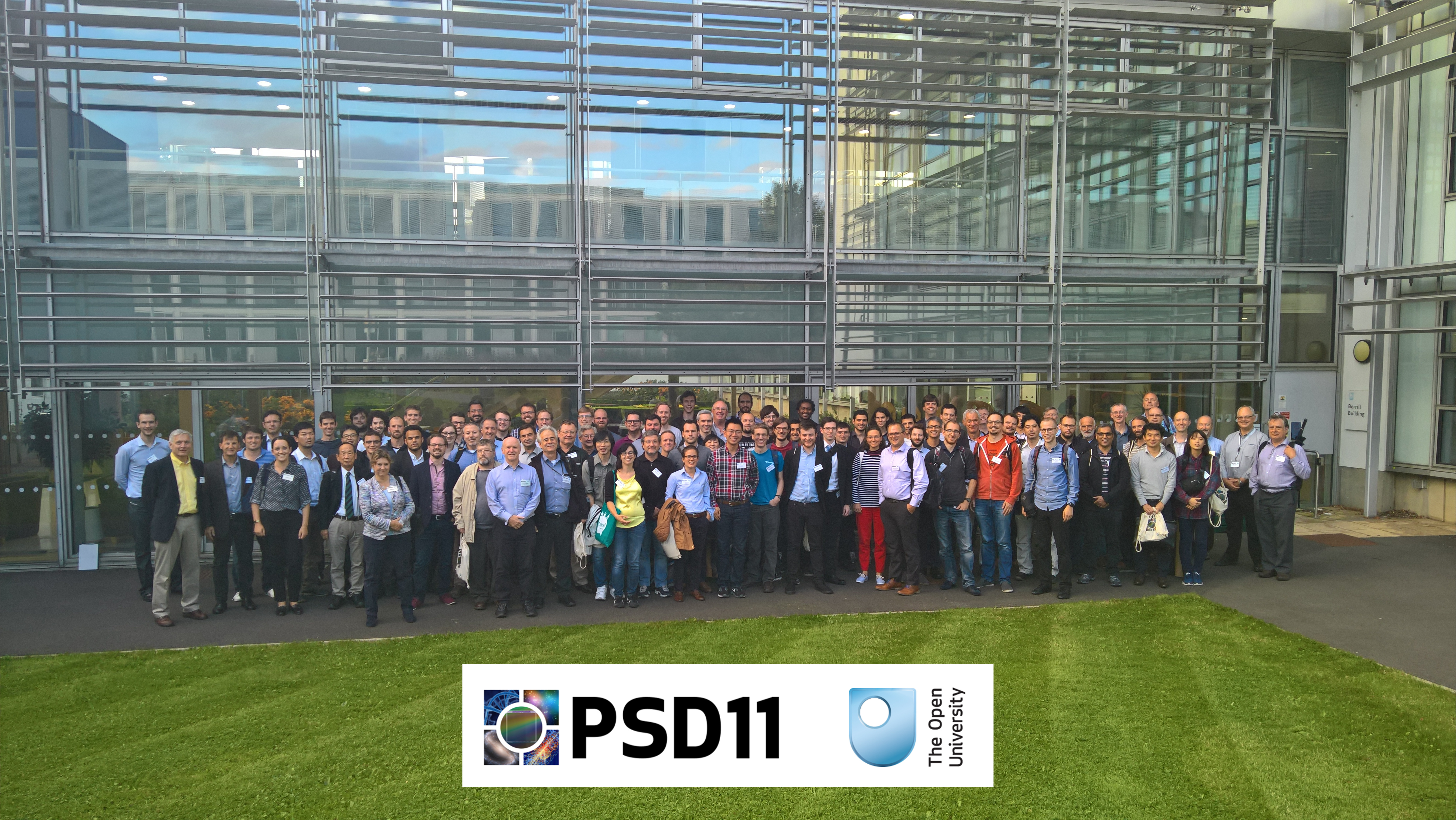 Psd11 the 11th international conference on position sensitive detectors 3 8 september 2017 for Psd11