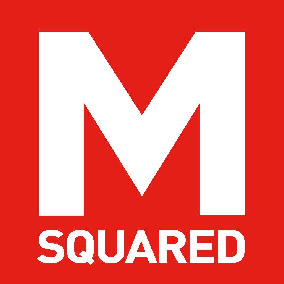 MSquared logo