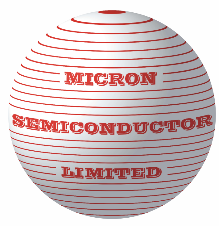 Micron Semiconductors logo