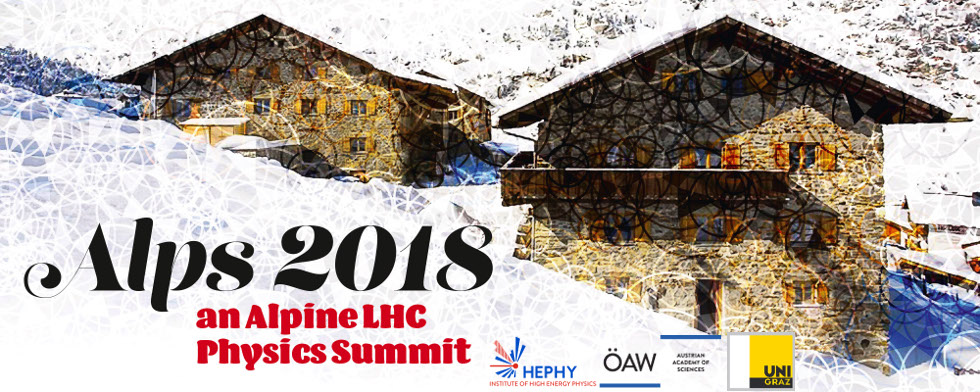 ALPS2018 -- Third Alpine LHC Physics Summit