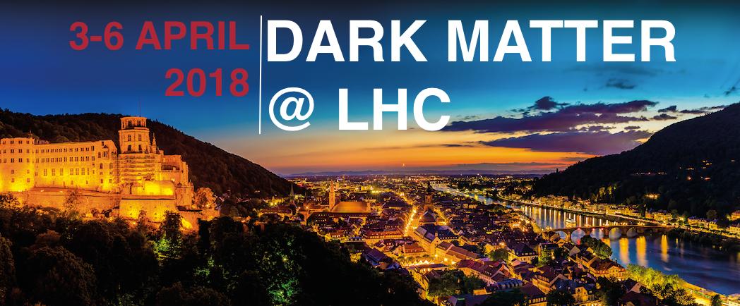 Dark Matter At Lhc 2018 Dmlhc2018 3 6 April 2018 Indico
