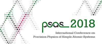 PSAS'2018 - International Conference on Precision Physics of Simple Atomic Systems