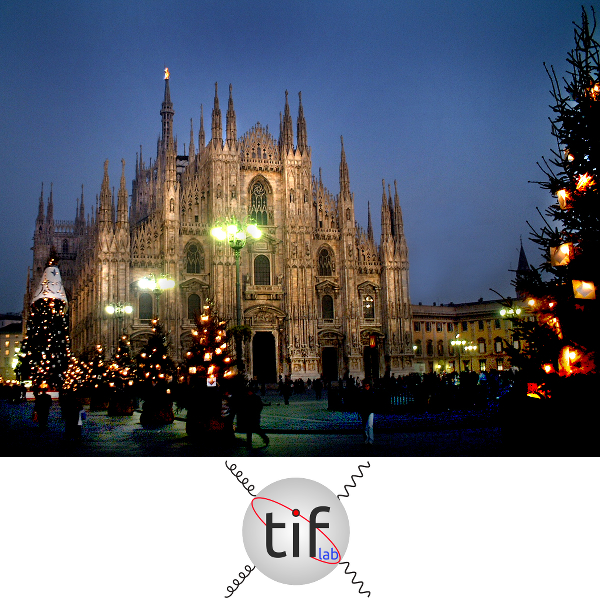 Milan Christmas Meeting 2017