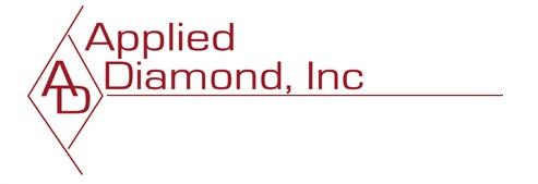 Silver Applied Diamond