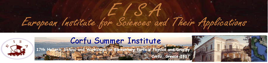 Corfu Summer Institute: Workshop on the Standard Model and Beyond