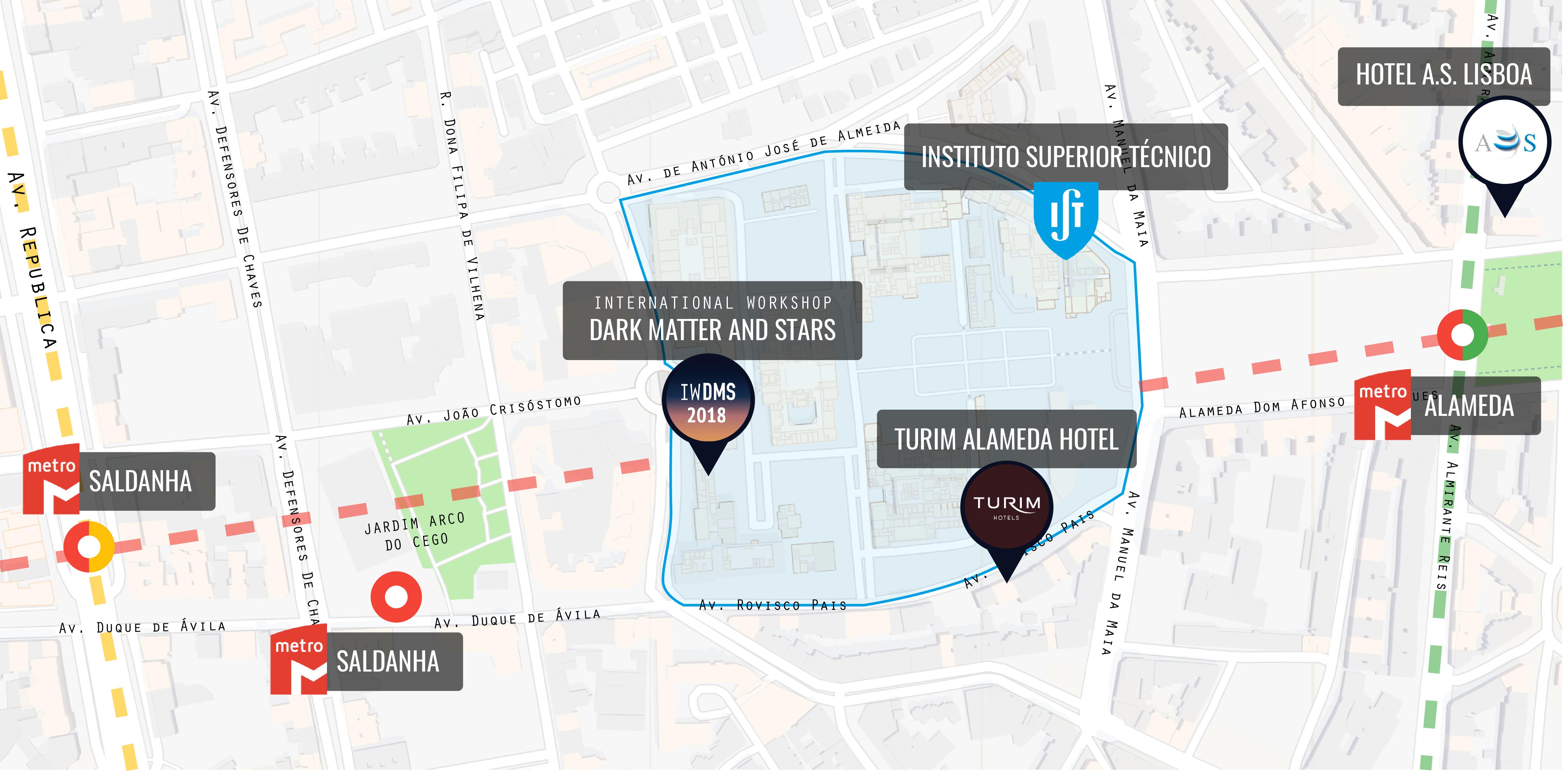 Map Venue