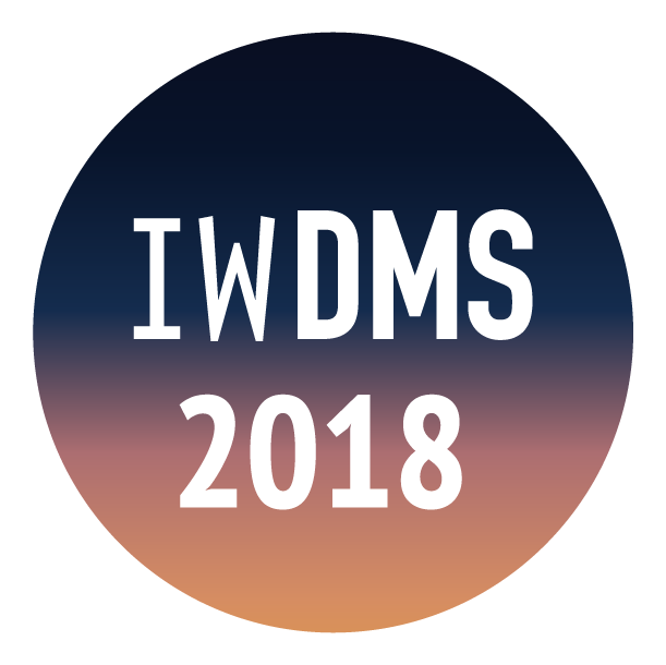 IWDMS2018 - International Workshop on Dark Matter and Stars