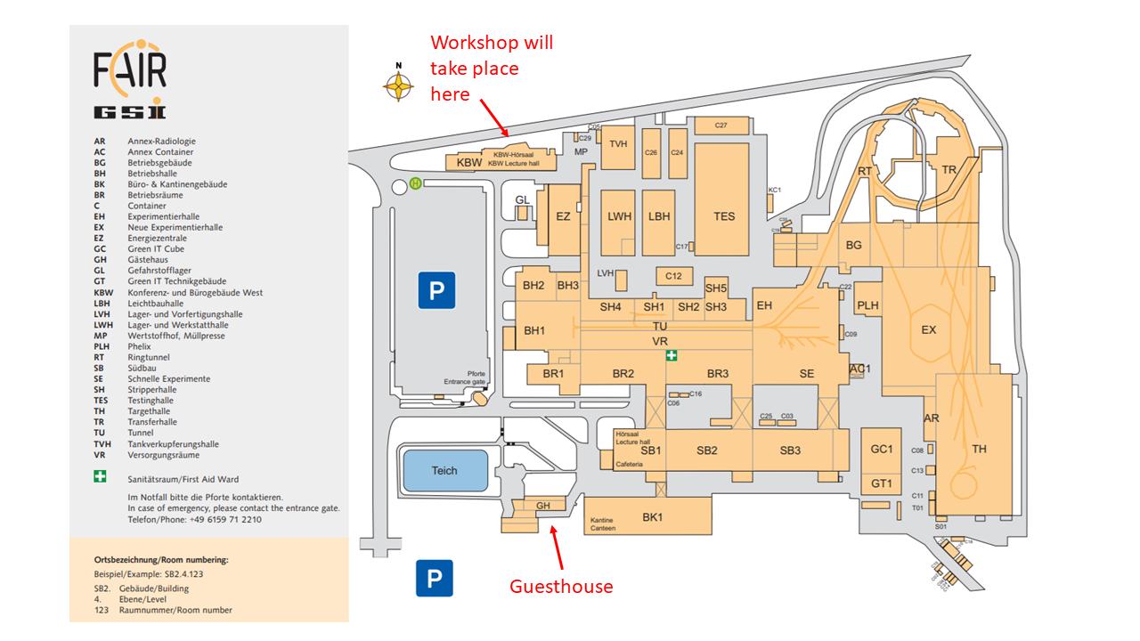 Hobart Campus Map.Workshop On Medical Accelerator Design And Diagnostics 11 12