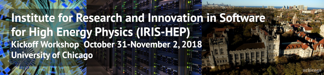 IRIS-HEP Kickoff Workshop