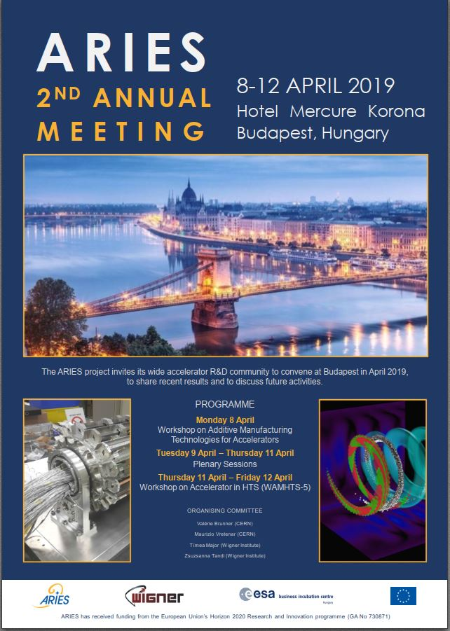 2nd ARIES Annual Meeting