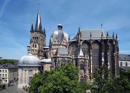 Photo of the Aachen Cathedral