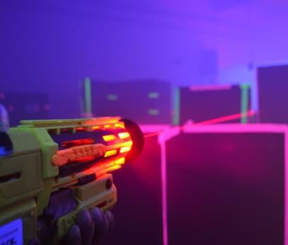 LaserTag Venue