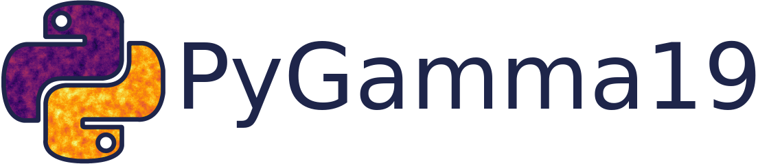 PyGamma19 logo