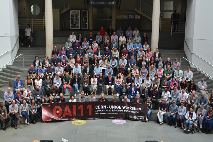 OAI11 group picture