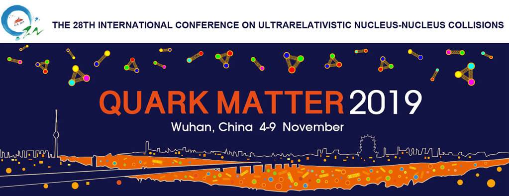 Quark Matter 2019 - the XXVIIIth International Conference on Ultra-relativistic Nucleus-Nucleus Collisions