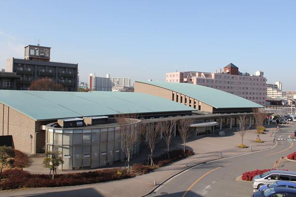 Centinnial Hall, Kyushu University School of Medicine