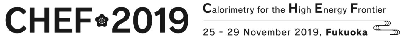 CHEF 2019 Logo