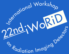 22nd International Workshop on Radiation Imaging Detectors