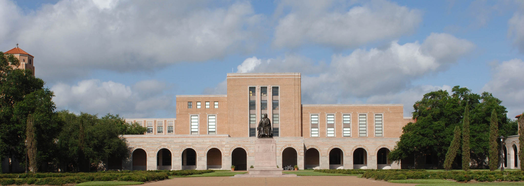 Fondren Library at Rice University