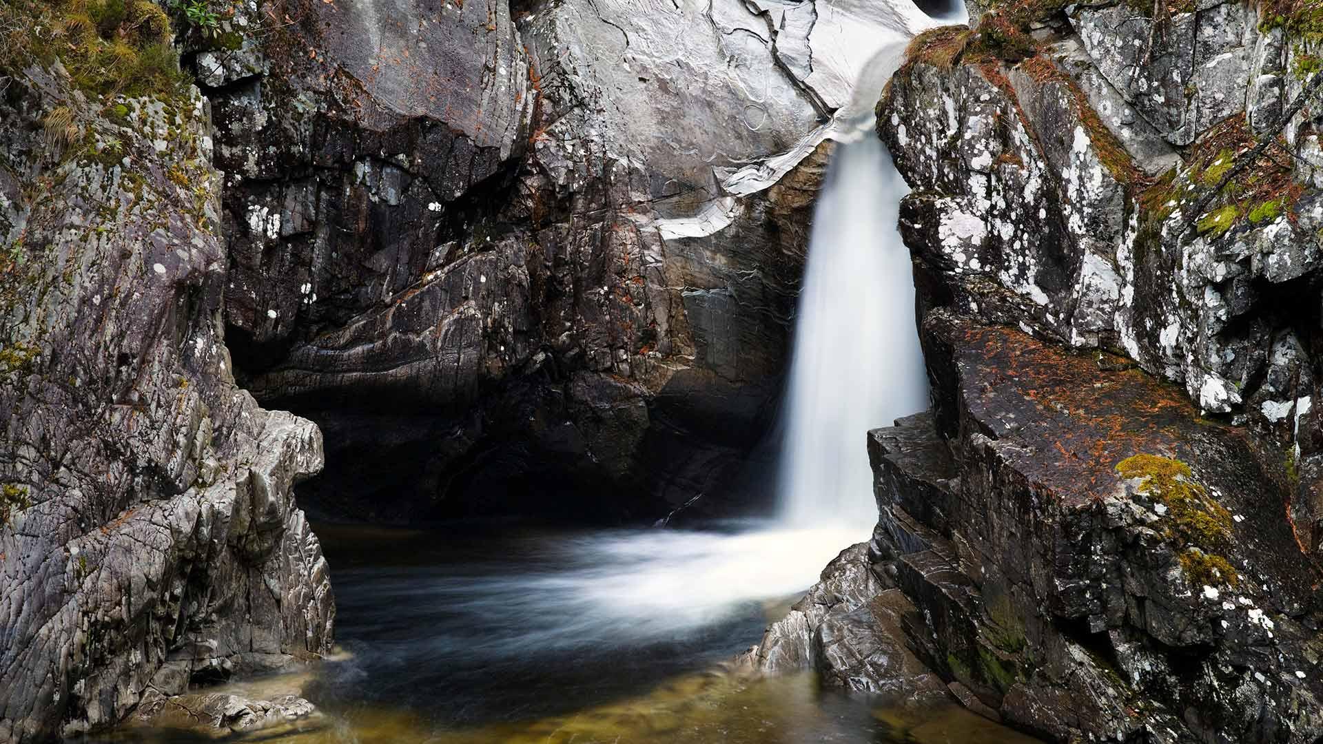 Falls of Bruar Lower